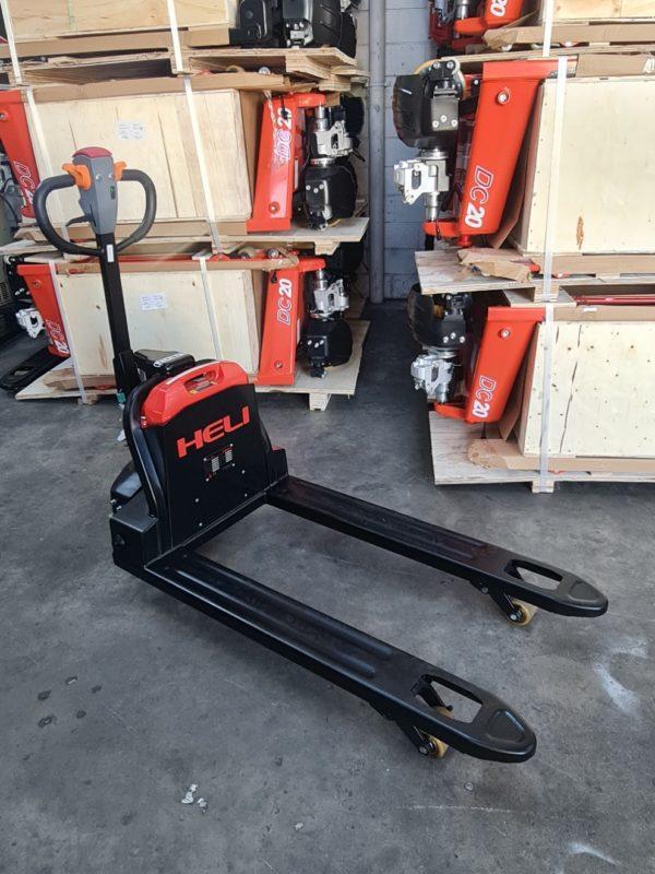 Heli Electric Pallet Jack (CBD15J-LiS) 1