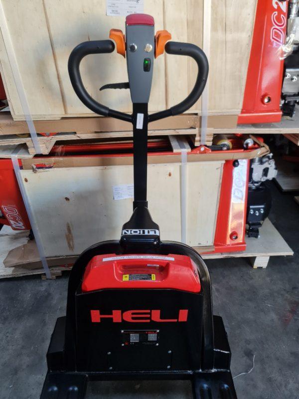Heli Electric Pallet Jack (CBD15J-LiS) 3