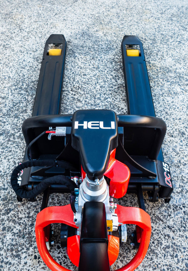 Heli electric pallet jack
