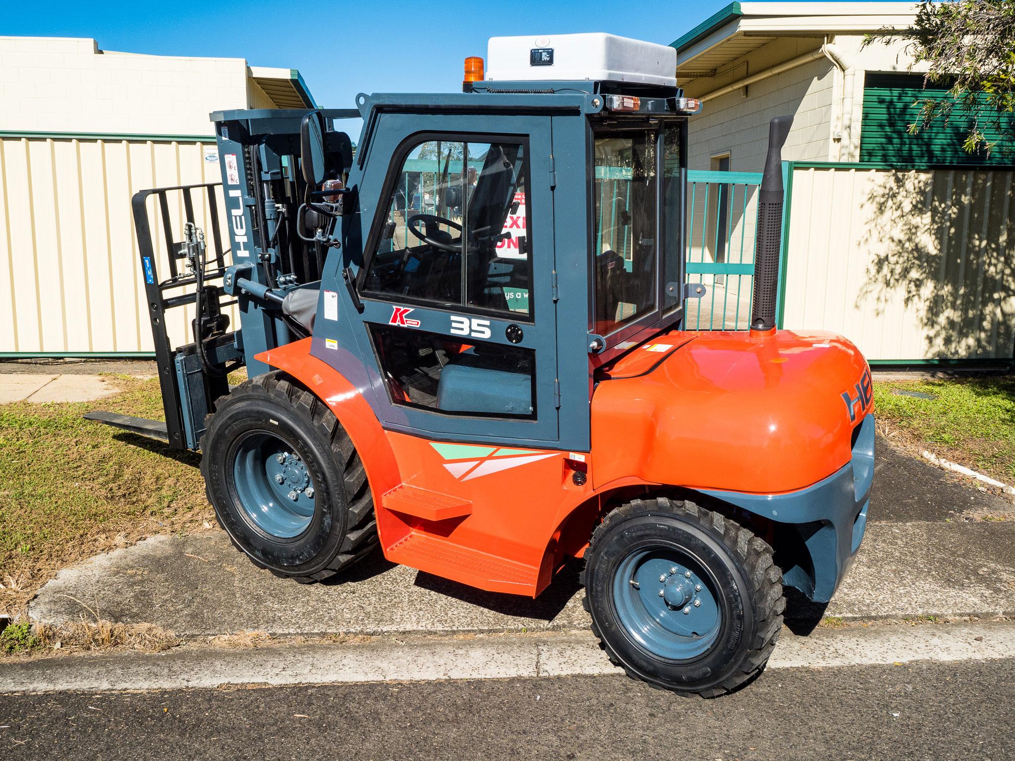 Forklift Hire 1