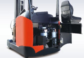 Heli G2 Series 1.6-2T Sit & Reach AC Electric Forklift 5