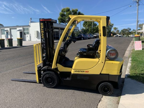 Hyster H50CT 1