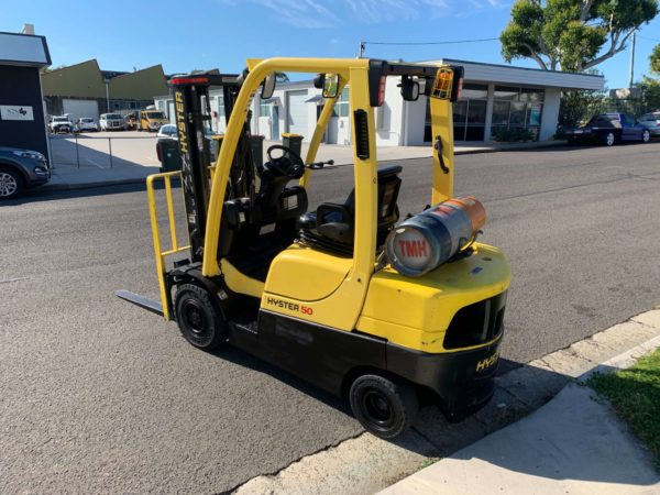 Hyster H50CT 2