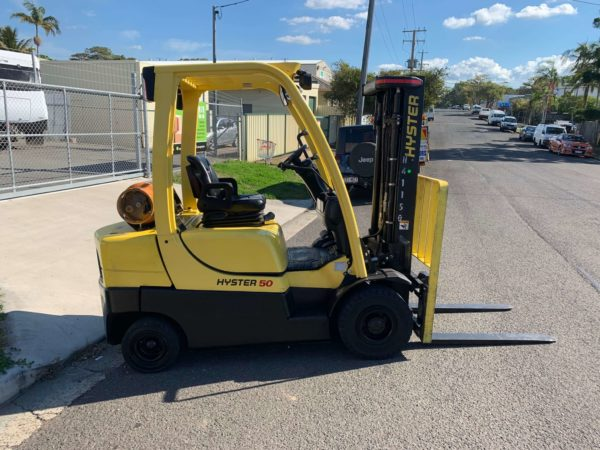 Hyster H50CT 4