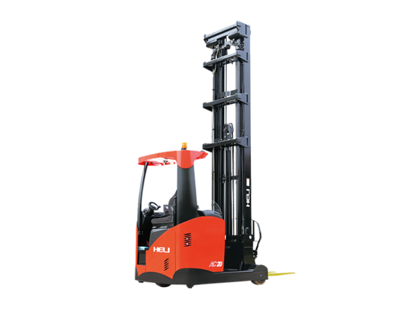 Heli G2 Series 1.6-2T Sit & Reach AC Electric Forklift 1