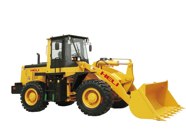 Heli 1-6T Wheel loaders 2