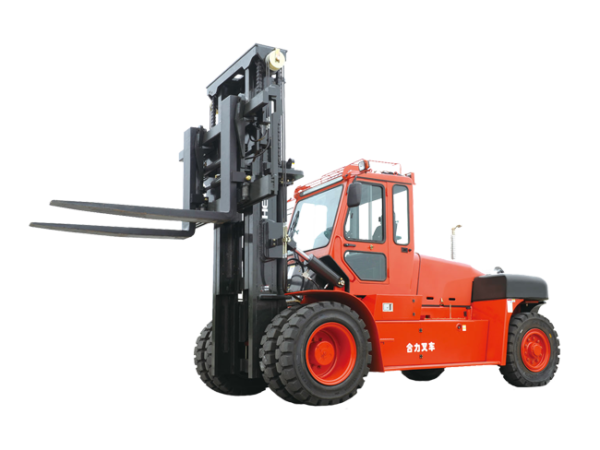 Heli Large Forklift From 12T to 46T 3