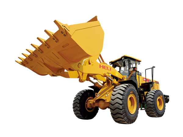 Heli 1-6T Wheel loaders 4