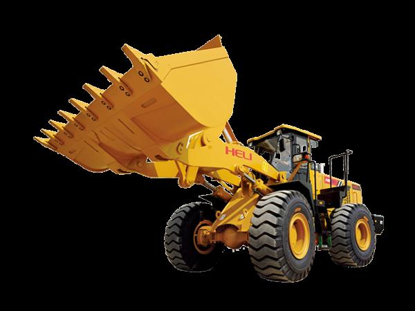 Heli 1-6T Wheel loaders 1
