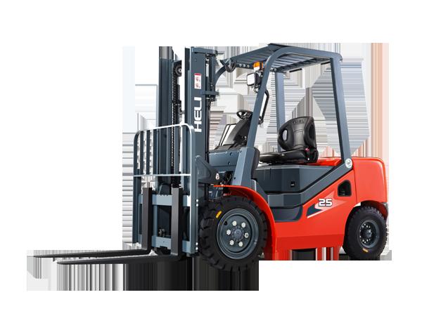 Heli H3 Series 2-2.5T LPG, Diesel or Dual Fuel 1