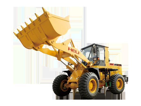 Heli 1-6T Wheel loaders 3