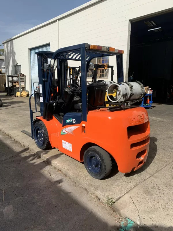 Used Heli G2 Series 3T Forklift 2