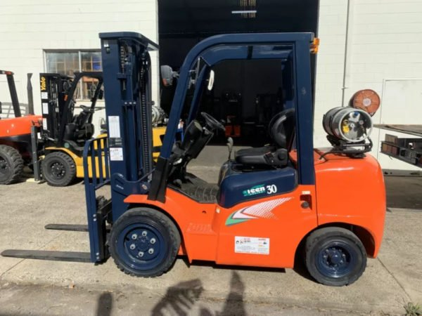 Used Heli G2 Series 3T Forklift 5