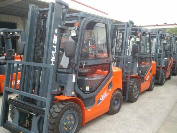 Heli H3 Series 3T Diesel 8