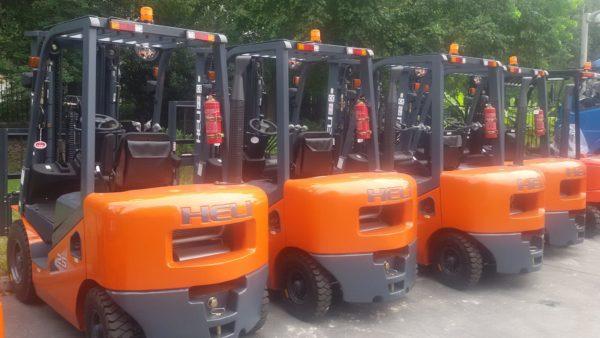 Heli H3 Series 3T Diesel 7