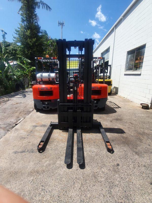 1.6T Walkie Stacker Electric Pallet Jack (CTDD16-960) 5