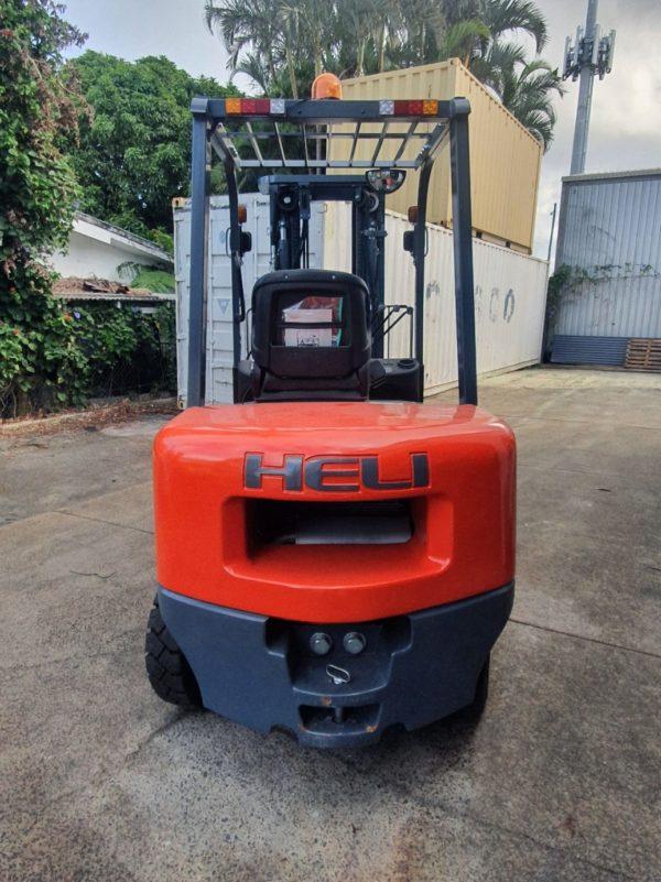 Heli H3 Series 3T Diesel 3
