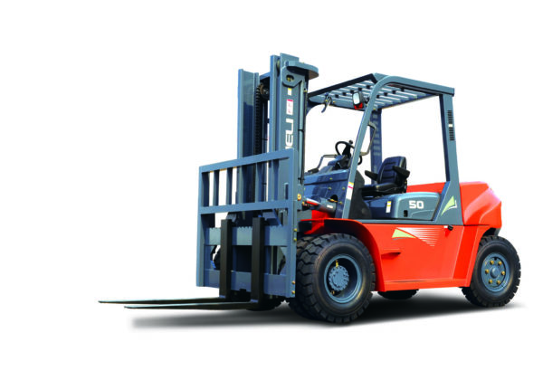 Heli H3 Series 4-5T Dual fuel or LPG Forklift 3