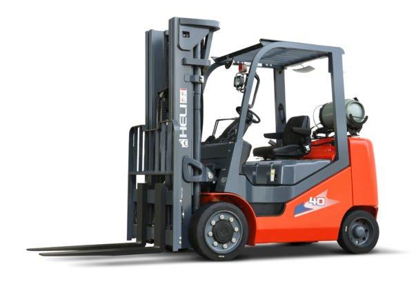 Heli H3 Series 4-5T Dual fuel or LPG Forklift 2