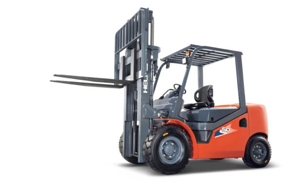 Heli H3 Series 4-5T Dual fuel or LPG Forklift 1