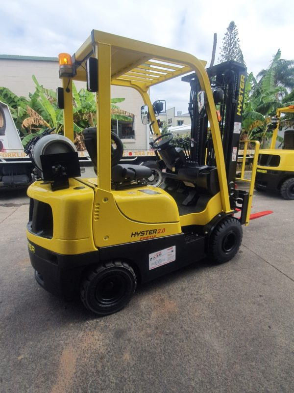 Used Hyser Forklift - H2.0TXS 2