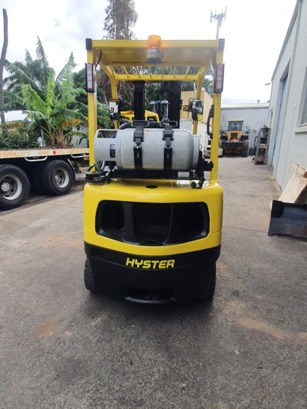 Used Hyser Forklift - H2.0TXS 3