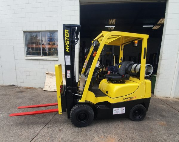 Used Hyser Forklift - H2.0TXS 1