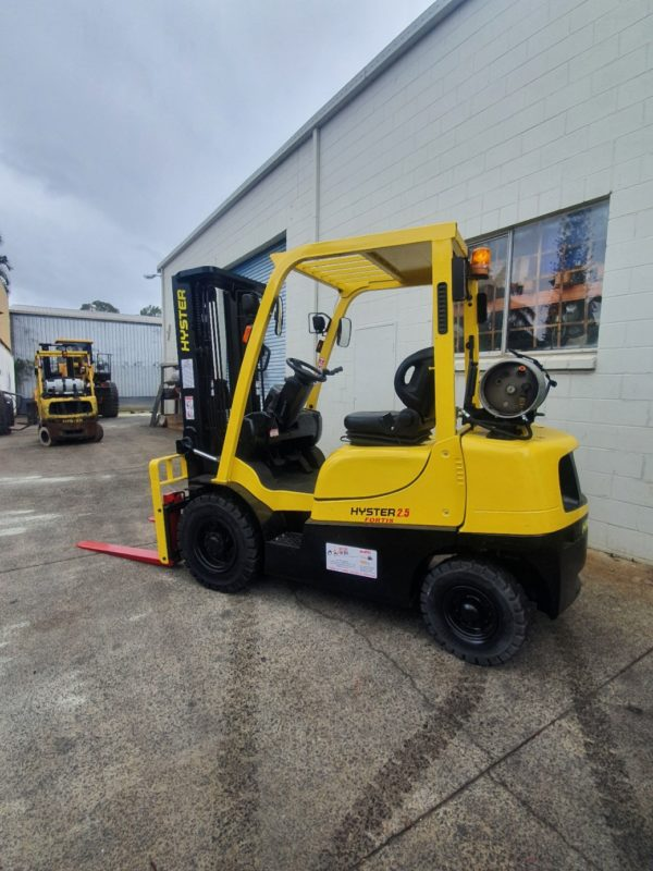 Used Hyser Forklift - H2.5TX 4
