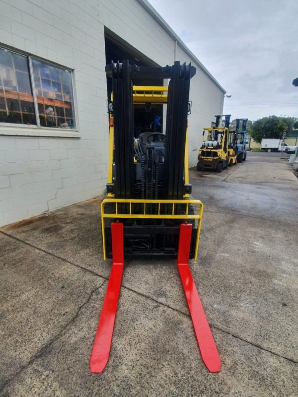 Used Hyser Forklift - H2.5TX 3