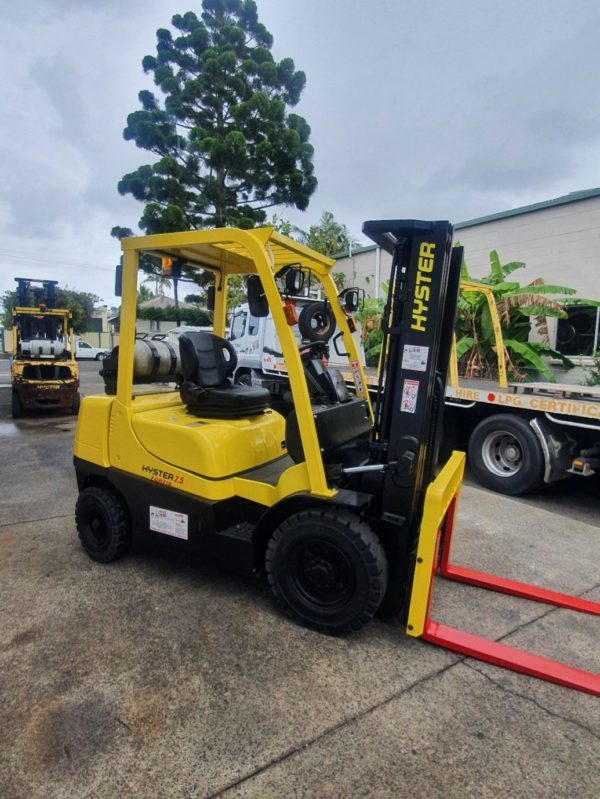 Used Hyser Forklift - H2.5TX 1