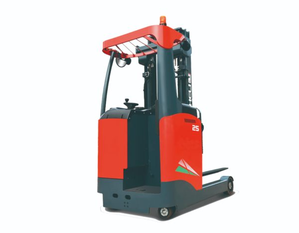 Heli G2 Series 2-2.5T Stand & Reach AC Electric Forklift 1