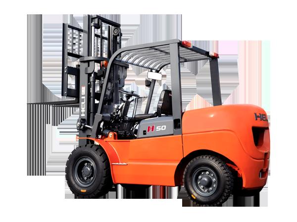 Heli H Series 4-5T Diesel 2