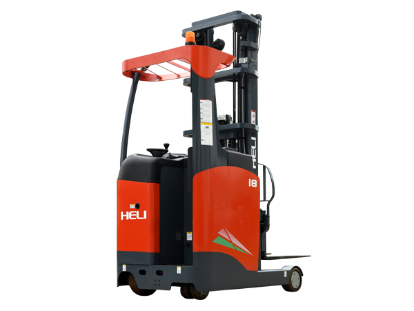 Heli G2 Series 1.5-1.8T Stand & Reach AC Electric Forklift 1