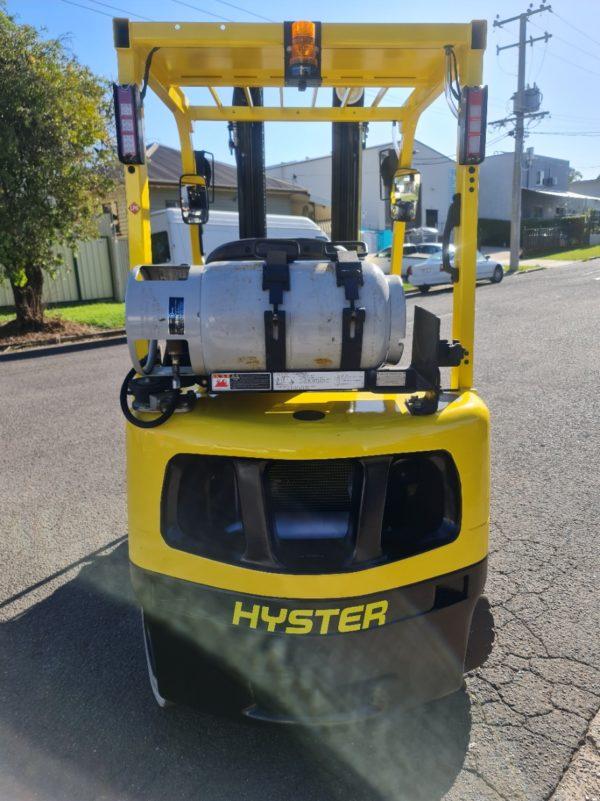Hyster H1.8TX-EL (5.45M Lift) 2