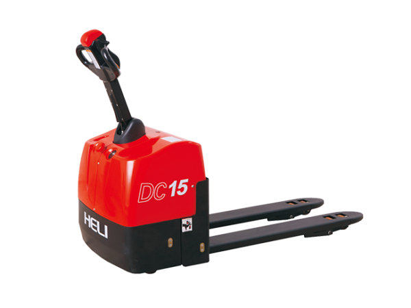 Heli Electric Pallet Jack (CBD15-610) (Mini) 1