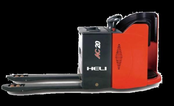 Heli Electric Pallet Jack (CBD20-490) 1
