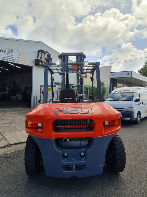 Heli G Series 7T Diesel 4