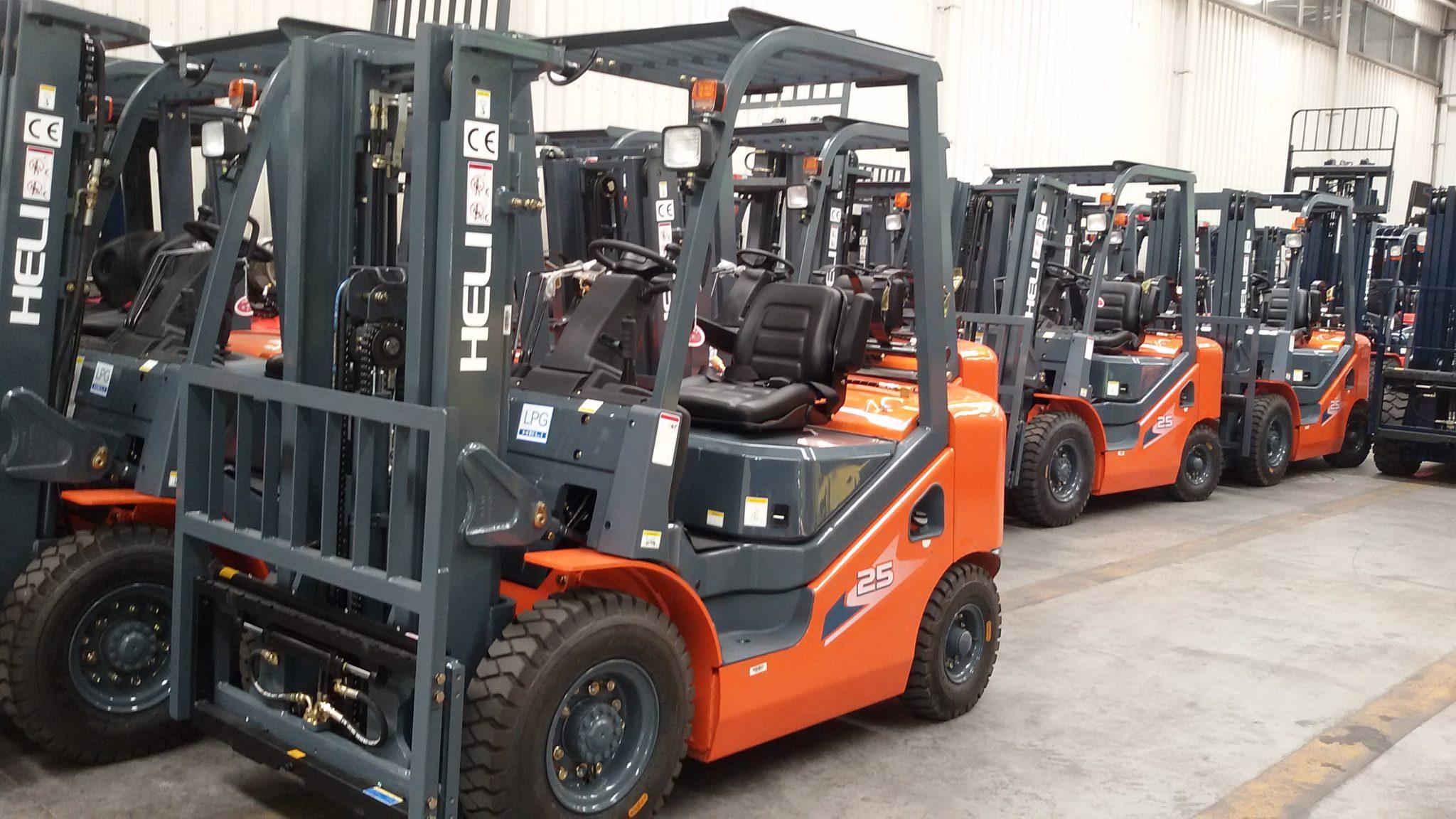 2.5T Forklift Special 1