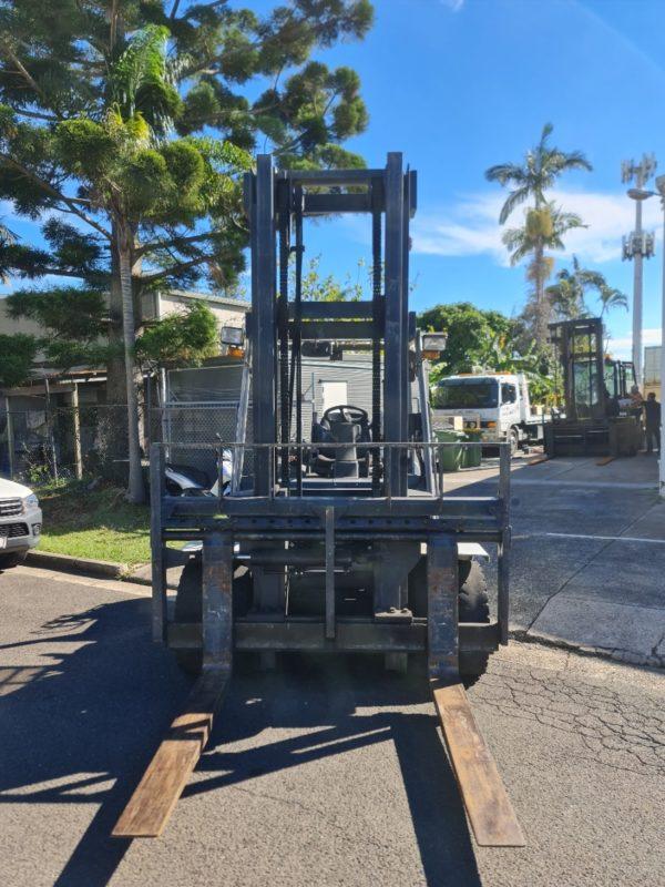 Crown 7T LPG Forklift - CG70S-5 8