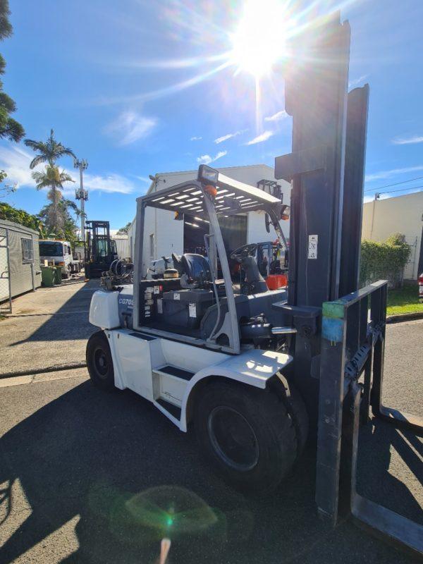 Crown 7T LPG Forklift - CG70S-5 7