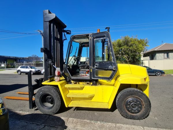 Hyster 12T Diesel Used Forklift - H12.00XM 5