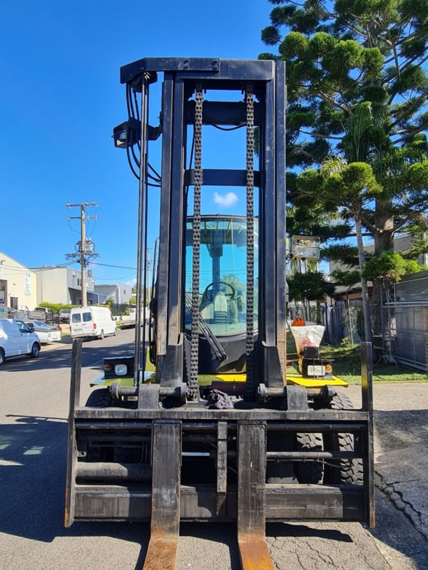Hyster 12T Diesel Used Forklift - H12.00XM 2
