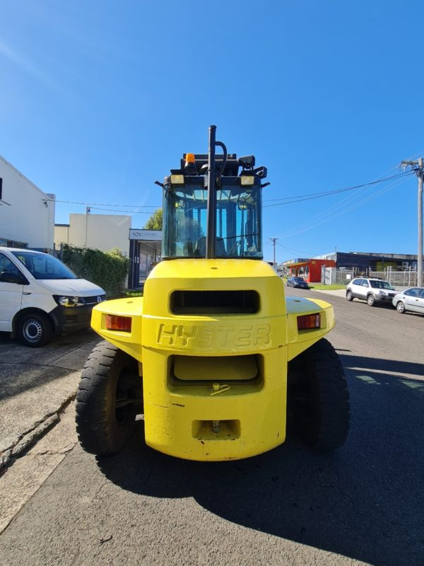 Hyster 12T Diesel Used Forklift - H12.00XM 4