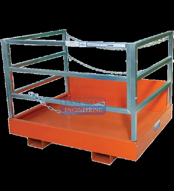 Forklift Goods Cage - FGC15 1