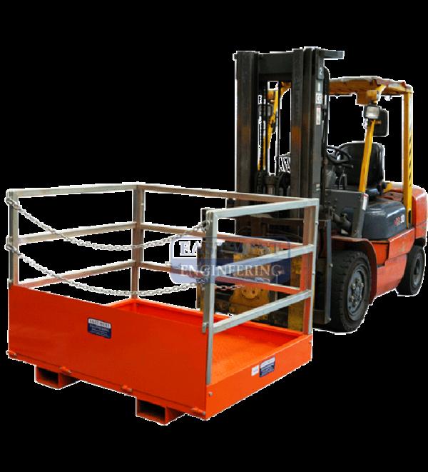 Forklift Goods Cage - FGC15 2