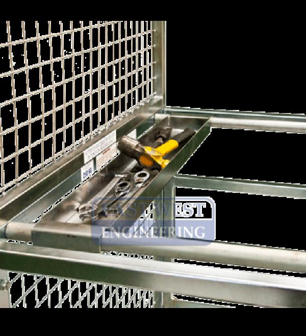 Forklift Work Platform - FWP25 4