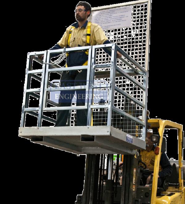 Forklift Work Platform - FWP25 5