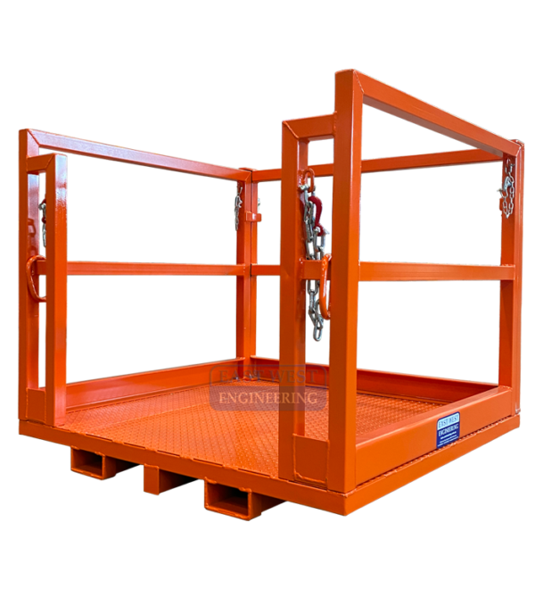 Removable Back Order Picker Cage - WPOP-RB 1