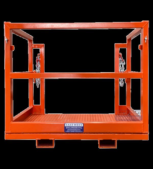 Removable Back Order Picker Cage - WPOP-RB 2