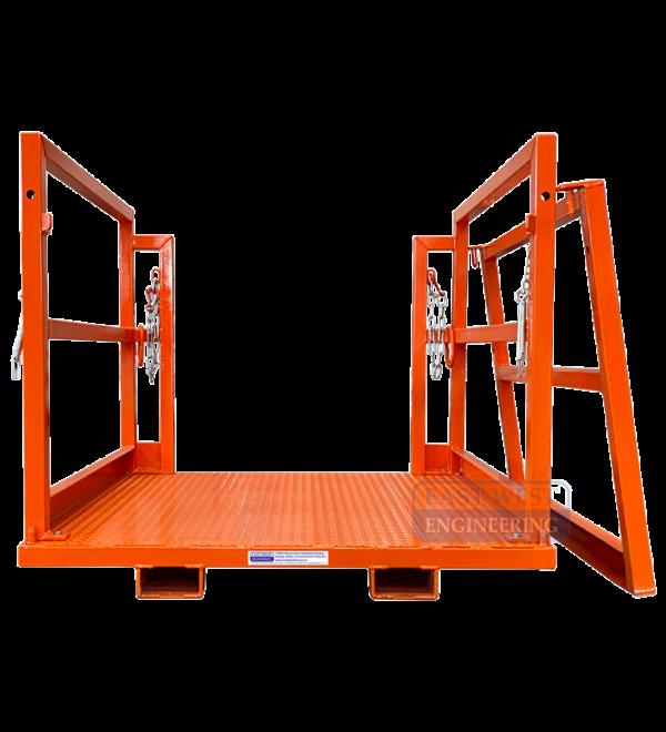 Removable Back Order Picker Cage - WPOP-RB 3